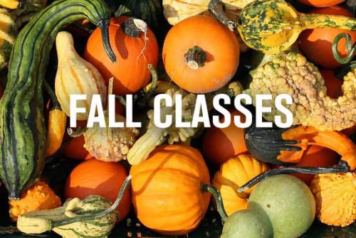 October Classes